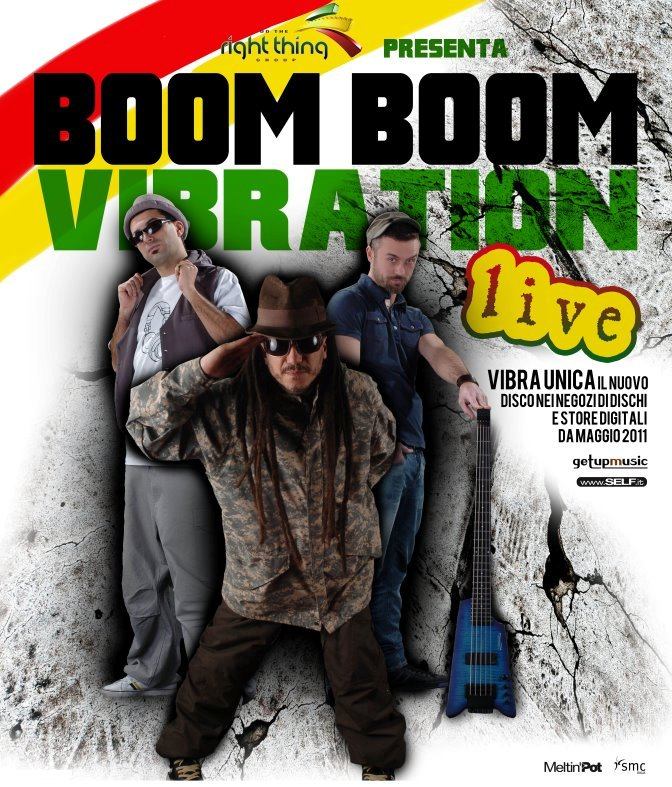 Boo-Boo-Vibration