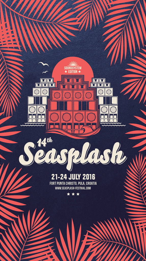 seasplash plakat