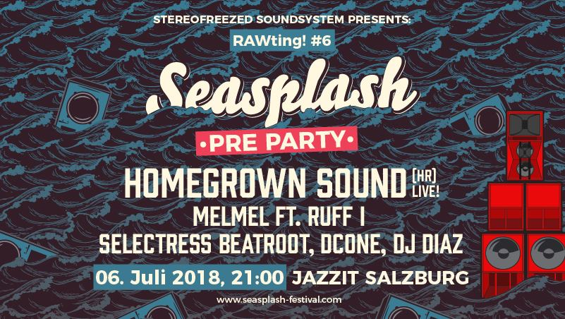 Pre Party 16 Seasplash