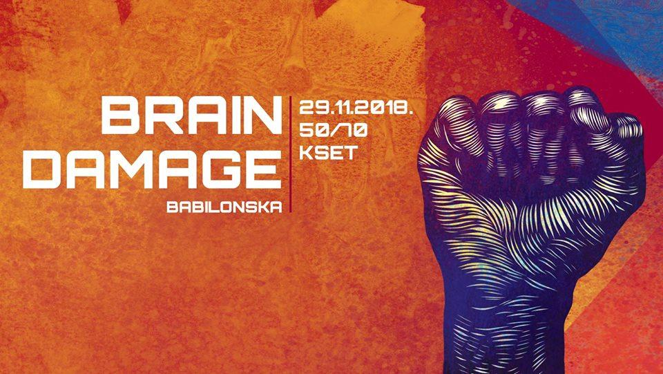 Brain Damage KSET