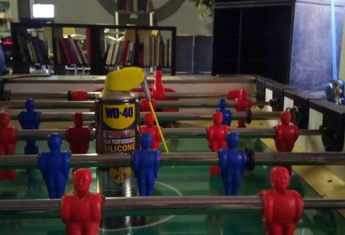 Kotacev kup - turnir u stolnom nogometu