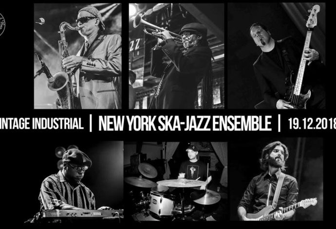New York Ska-Jazz Ensemble / Vintage Industrial / 19.12.