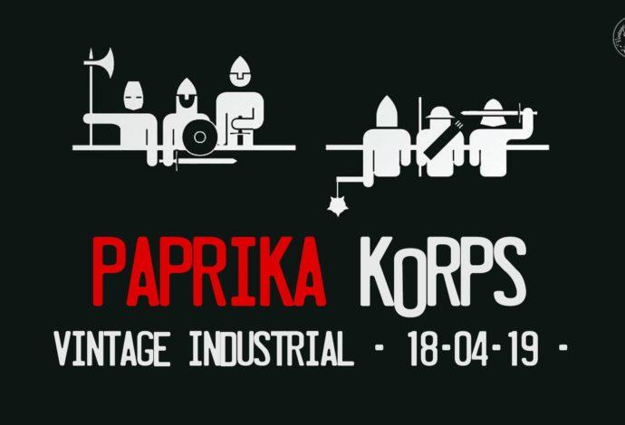 Paprika Korps u Vintageu