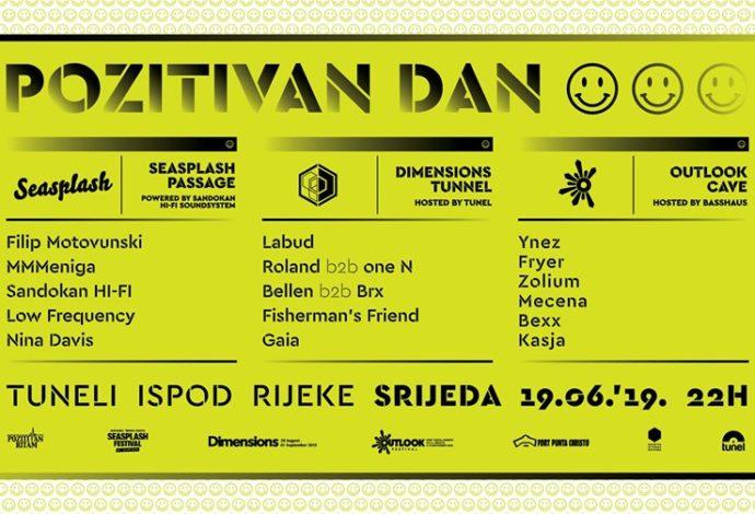 Seasplash Pre Party Rijeka