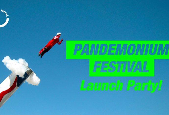 Pandemonium Festival Launch Party - Pula