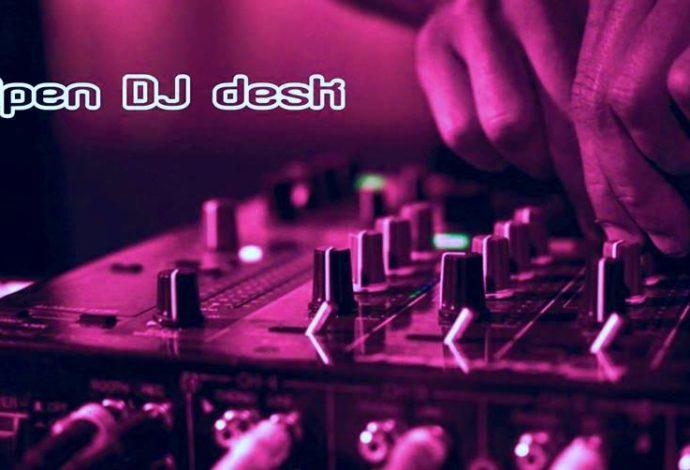 Open DJ desk: Mery + Flacius