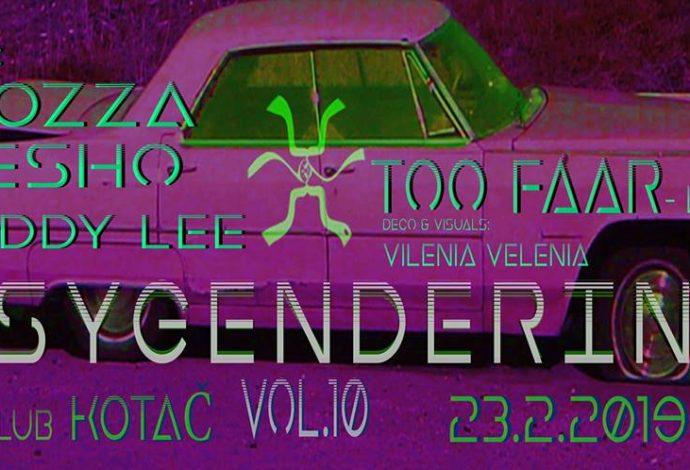 Psygendering Vol. 10