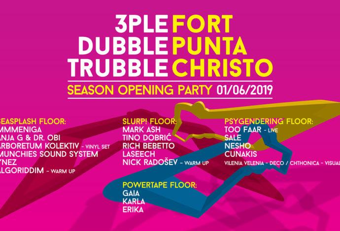 3ple Dubble Trubble