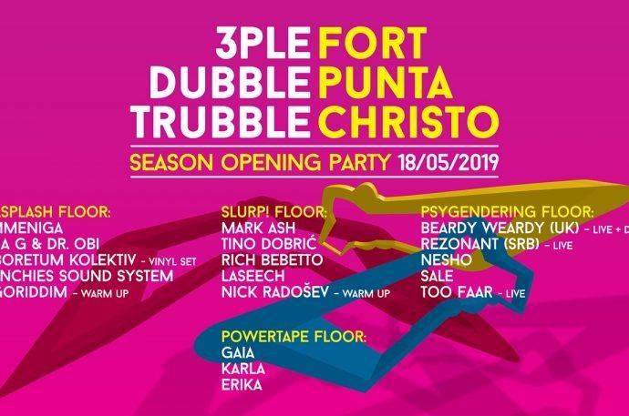 Kreće nova uzbudljiva ljetna sezona događanja na jedinstvenoj tvrđavi Punta Christo