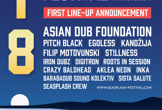 1st Line-up