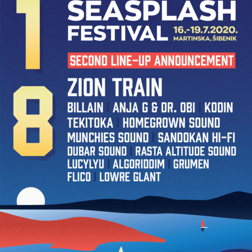 Seasplash 2020 - Second Line-Up Announcement