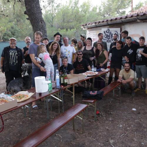 (Part of) Seasplash Crew, photo by David Tešić